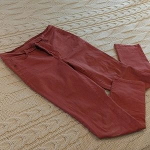 Style&co Skinny Jean Burnt Orange